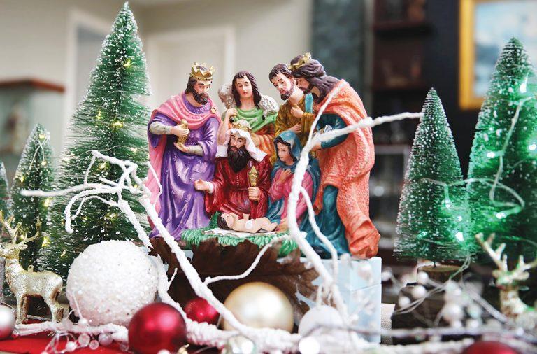 Pernak-pernik Natal di Sana-sini